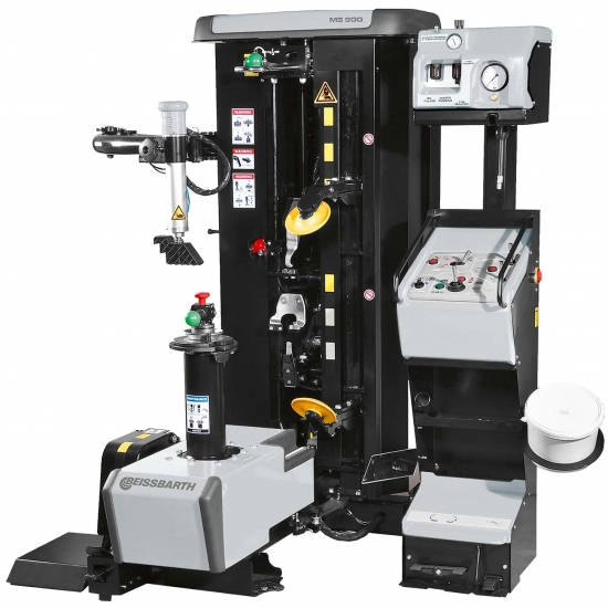 Aparat dejantat anvelope 30 inch  Beissbarth MS 900 OEM WDK automat leverless