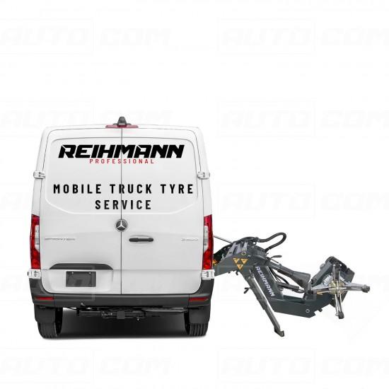 Utilaj mobil dejantat Roti Camioane, Autocare, RHM-8026